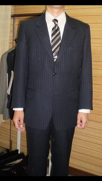 高崎市・スーツ