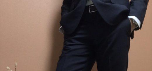 群馬・スーツ
