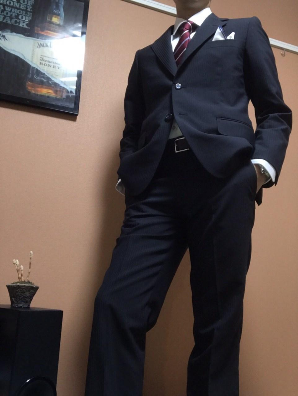 群馬 スーツ